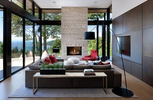 West Vancouver Residence by Claudia Leccacorvi  (3)