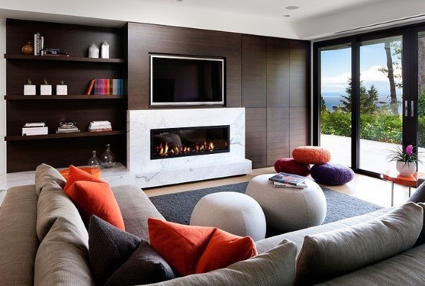West Vancouver Residence by Claudia Leccacorvi  (6)