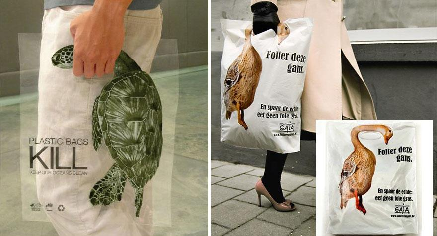Global Action In The Interest of Animals: Plastic Bags Kill