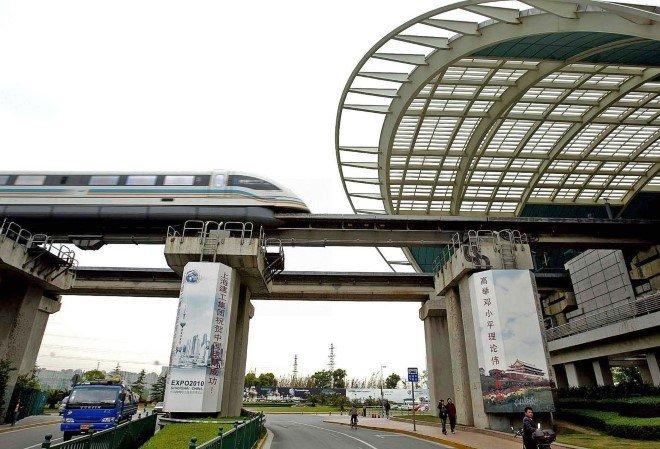 Fastest Trains (1)