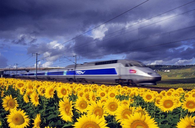 Fastest Trains (5)