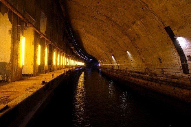 Submarine Base, Ukraine (2)