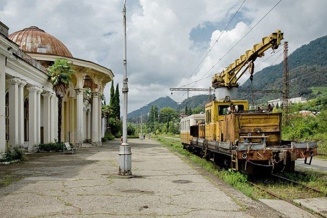 Train Station, Georgia (3)