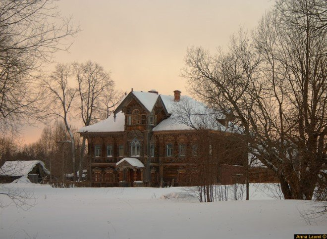 Wooden Houses, Russia (3)