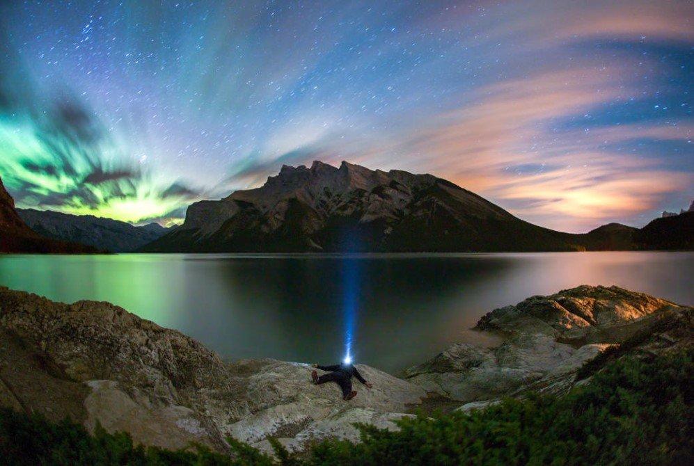 Scenic Selfies by Paul Zizkas