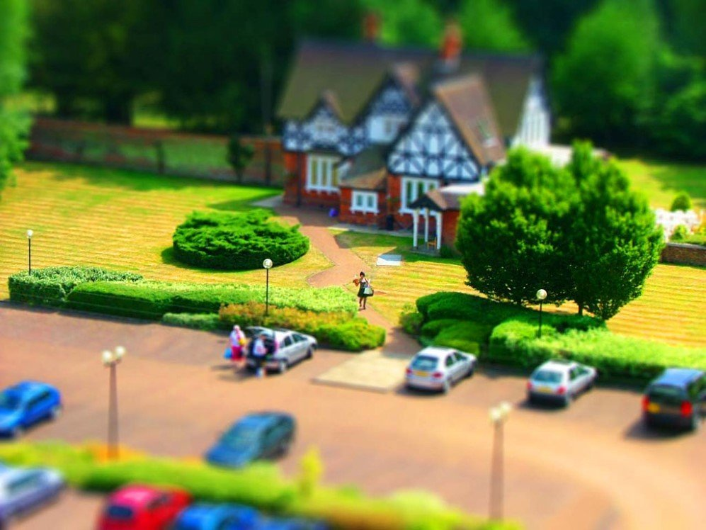 Tilt-Shift by Drew Anywhere