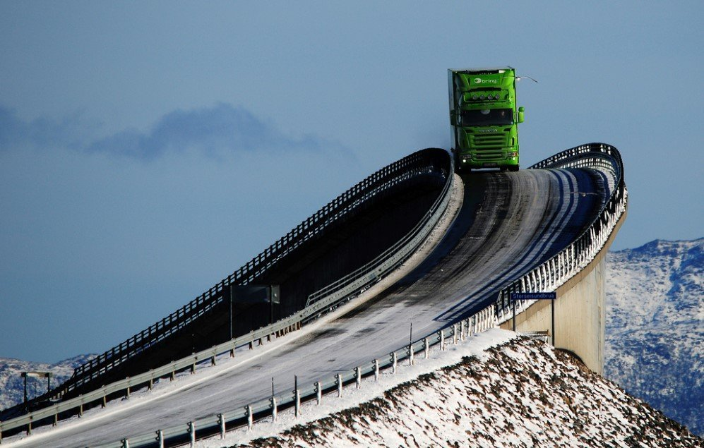 Atlantic Road, Norway (1)