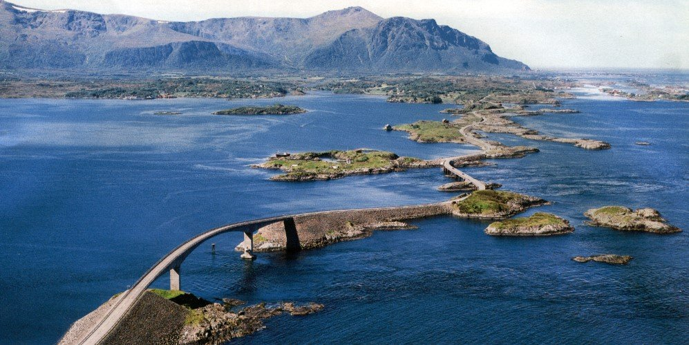 Atlantic Road, Norway (2)