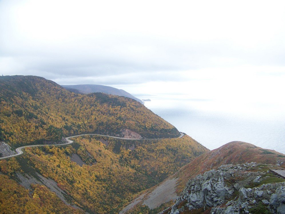 Cabot Trail, Canada (2)