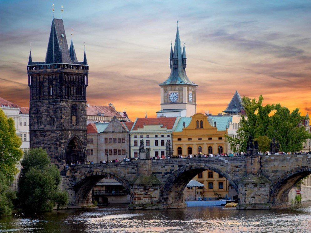 Charles Bridge, Czech Republic