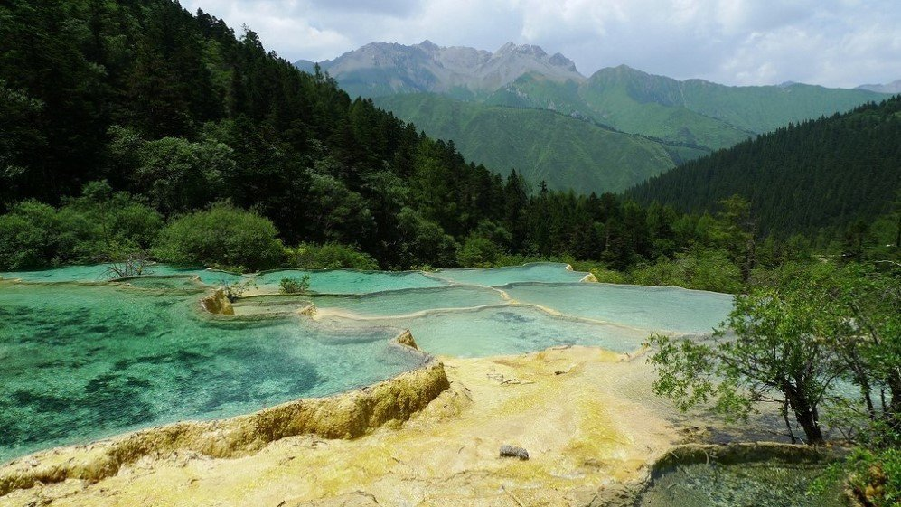 Huanglong Scenic