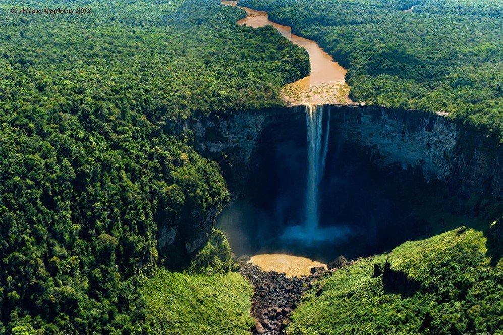 Kaieteur Falls