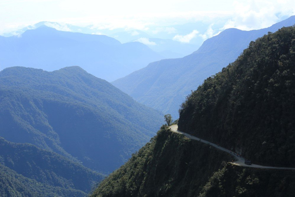 North Yungas Road, Bolivia (2)