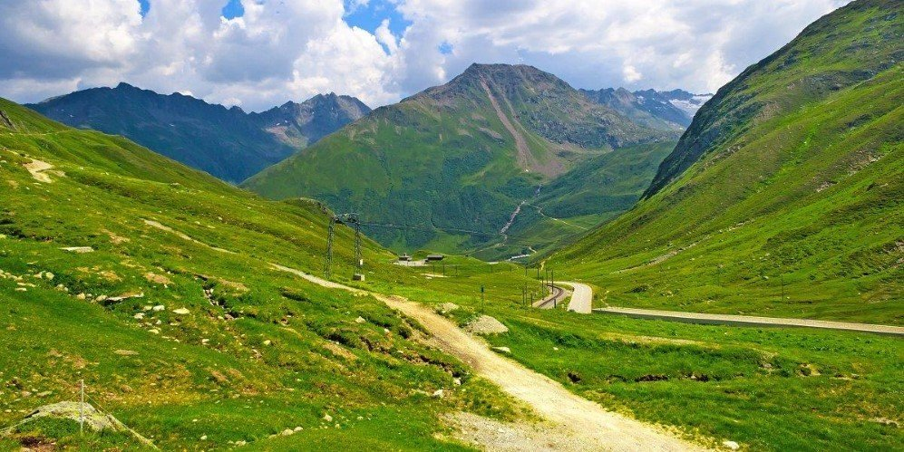 Oberalp Pass, Switzerland (1)