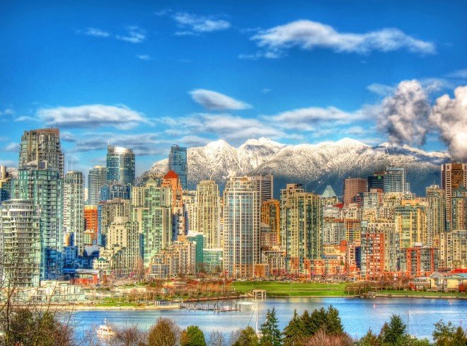 3. Vancouver