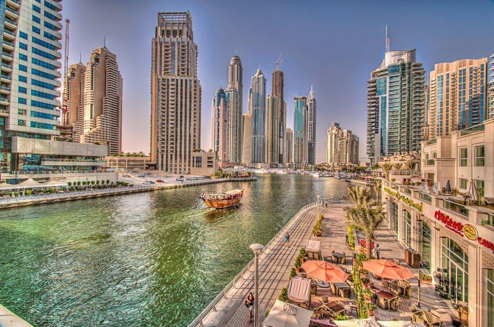 6. Dubai, UAE