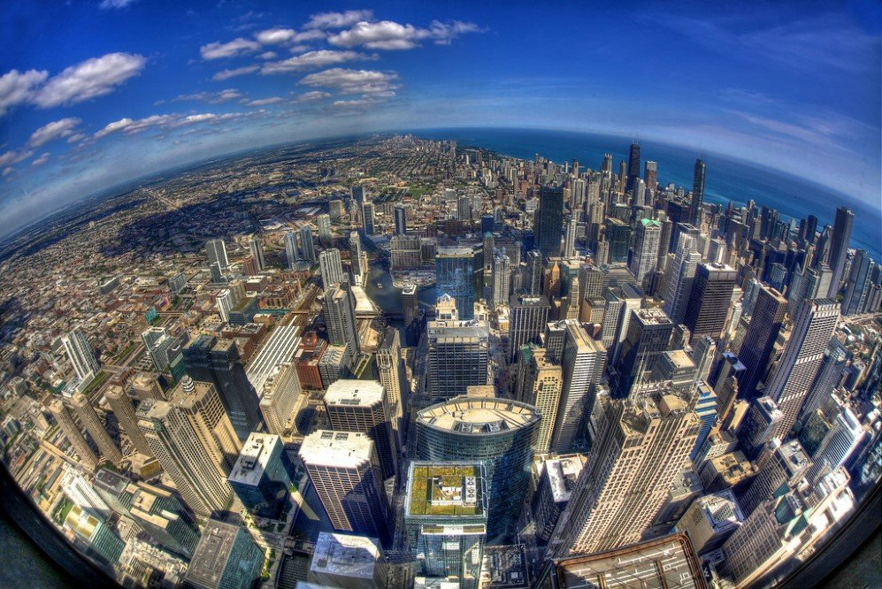 7. Chicago, USA