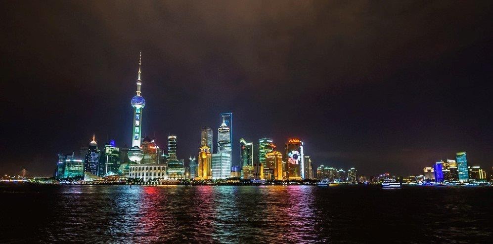 9. Shanghai, China