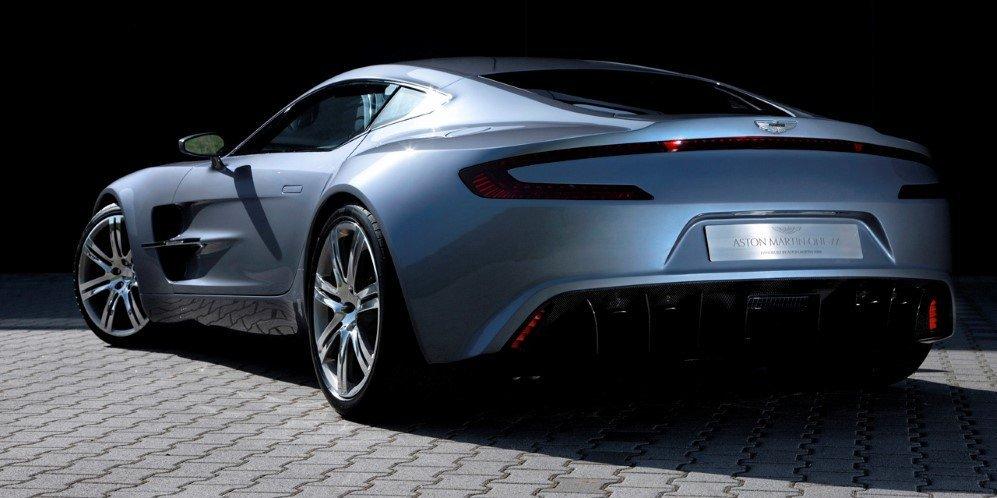 Aston Martin One-77 (3)