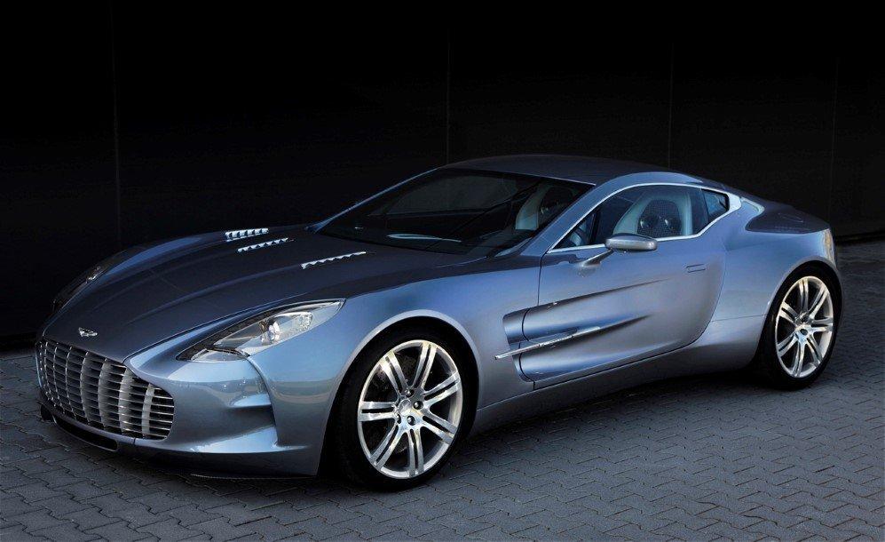 Aston Martin One-77 (4)