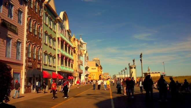 Atlantic City, US