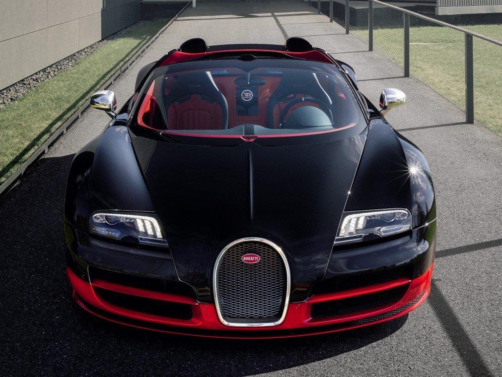 Bugatti Veyron 16.4 Grand Sport Vitesse (1)