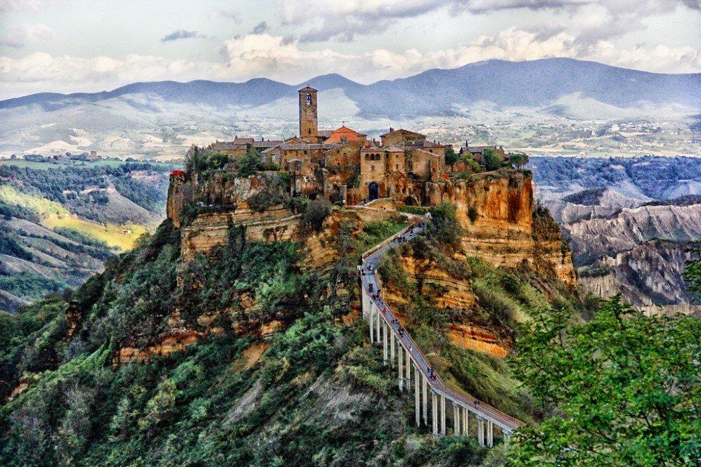 Civita Di Bagnoregio, Italy (2)