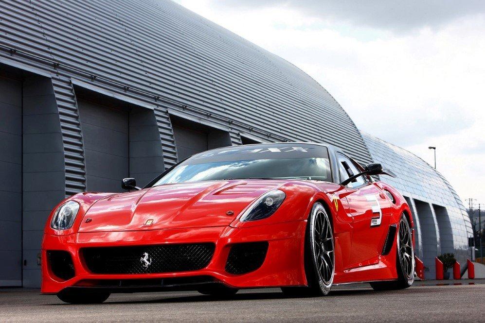 Ferrari 599XX (1)