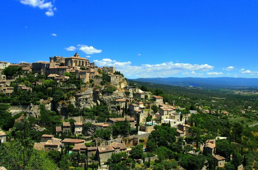 Gordes, Provence, France (1)