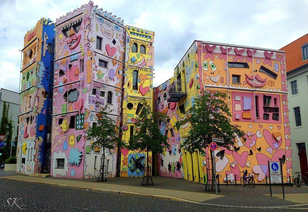 Happy Rizzi Haus, Braunschweig, Germany