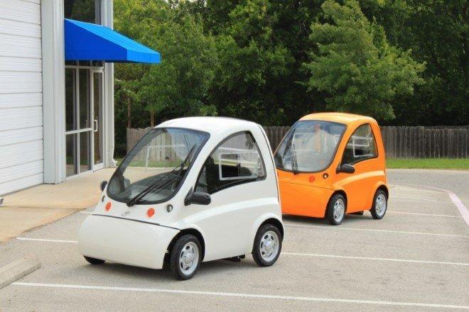 Kenguru seat-less electric hatchback (2)