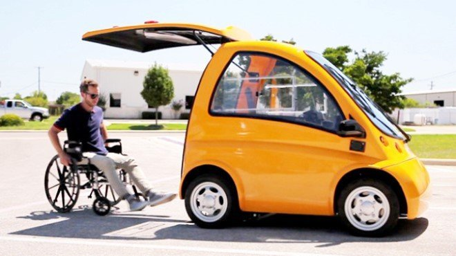 Kenguru seat-less electric hatchback (3)