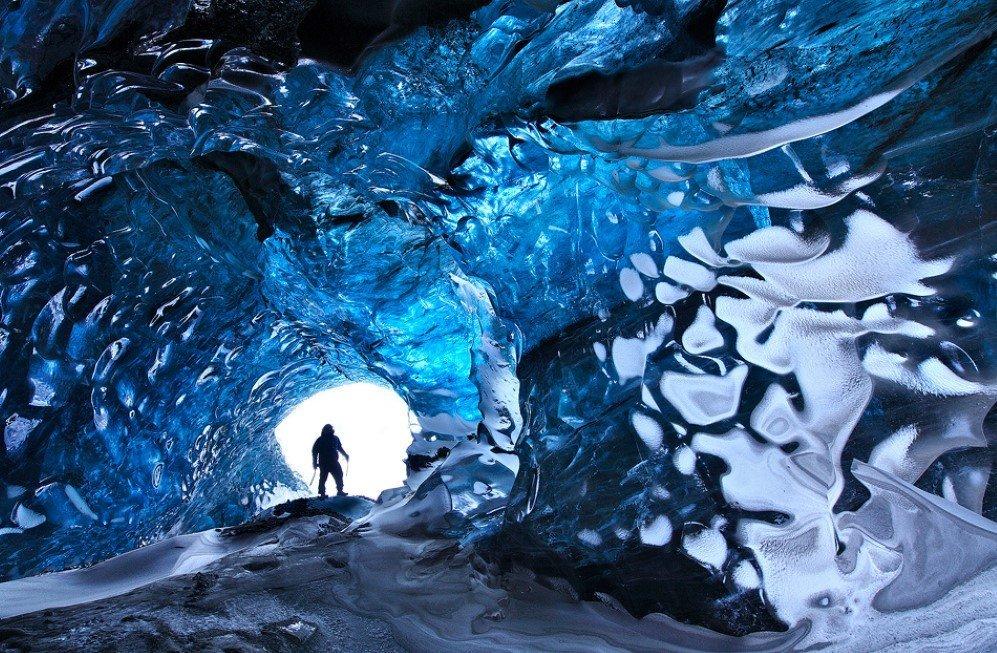 Kverkfjöll Glacier Cave, Iceland (1)