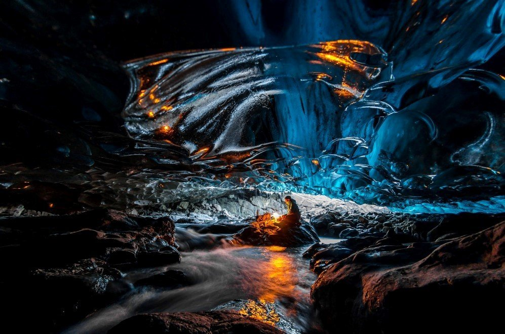 Kverkfjöll Glacier Cave, Iceland (3)