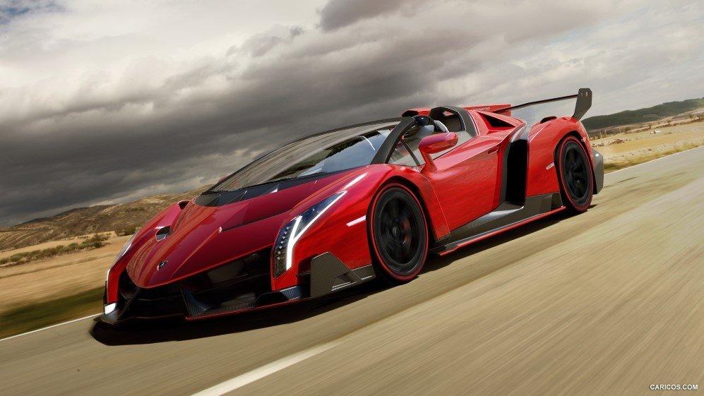 Lamborghini Veneno Roadster (2)