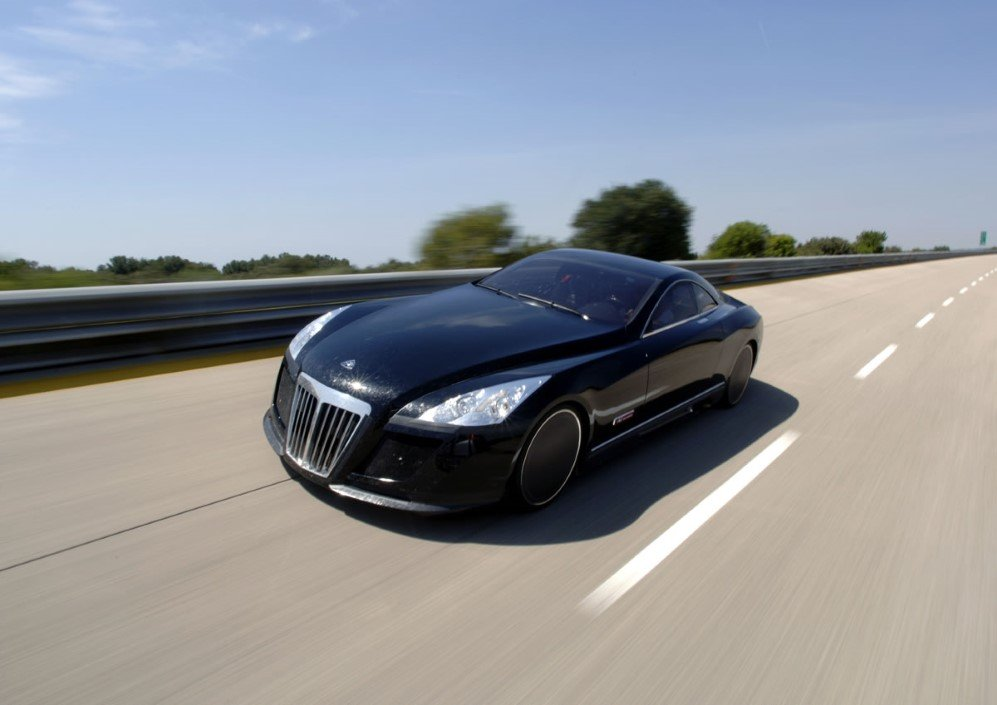 Maybach Exelero (1)