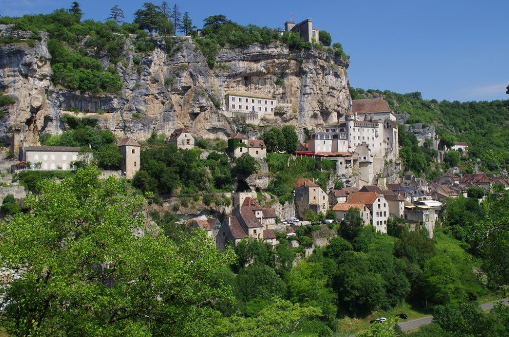 Rocamadour, France (1)