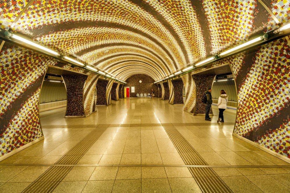 Szent Gellért tér Station