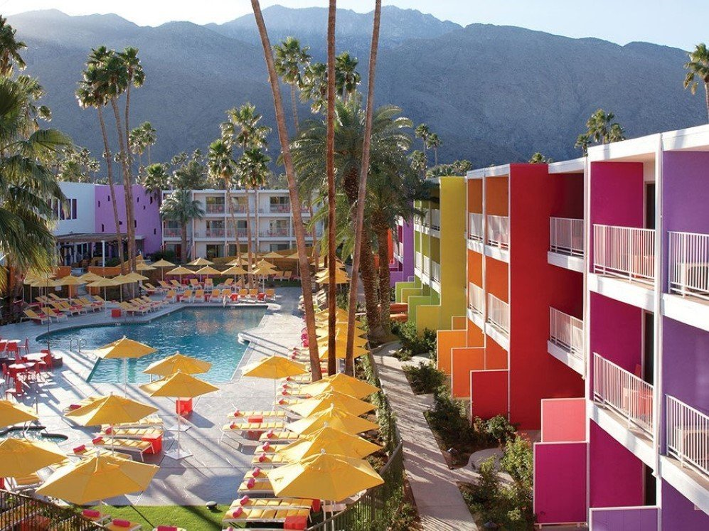 The Saguaro Hotel, Palm Springs, California