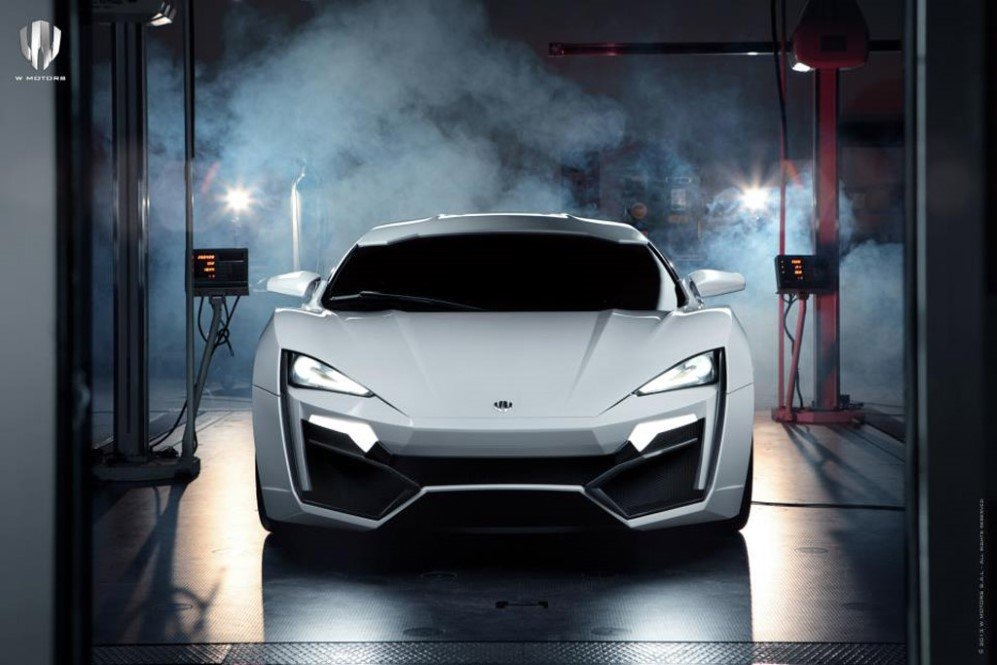 W Motors Lykan Hypersport (1)