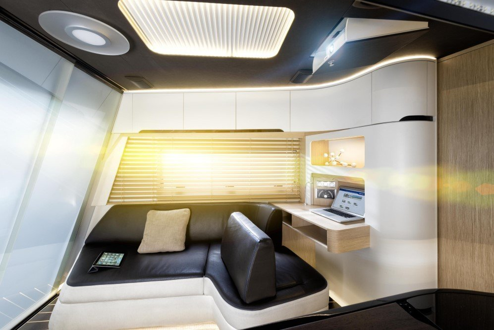 Yacht Inspired Caravisio Caravan Concept (4)
