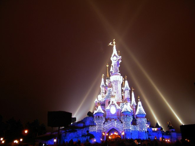 Disneyland Paris, Paris, France