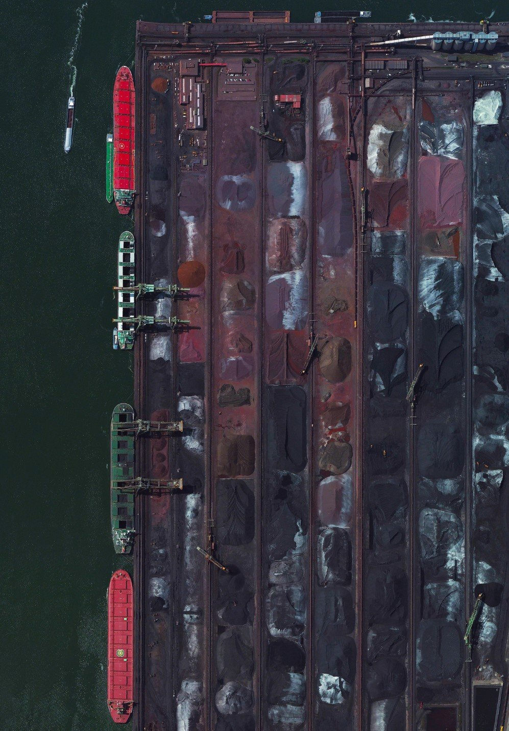 Port of Rotterdam Dry Terminal