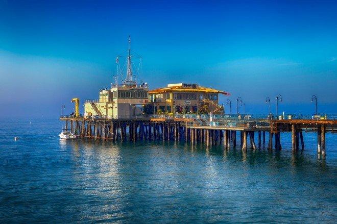 Santa Monica Pier, Santa Monica