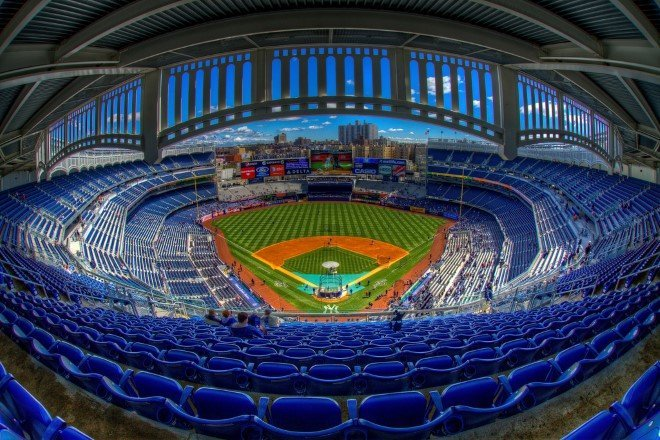 Yankee Stadium, New York,