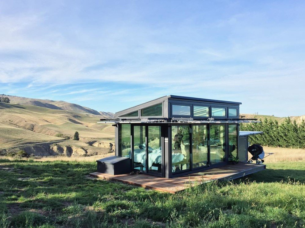 Soak in the Beauty of New Zealand by Staying in These Tiny Glass