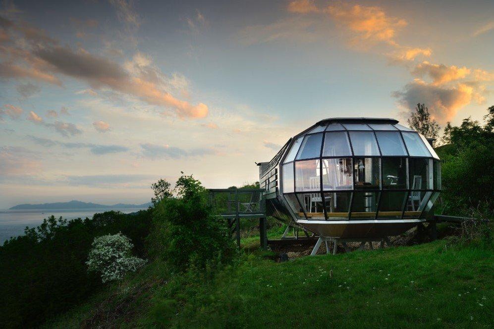 Airbnb Schottland