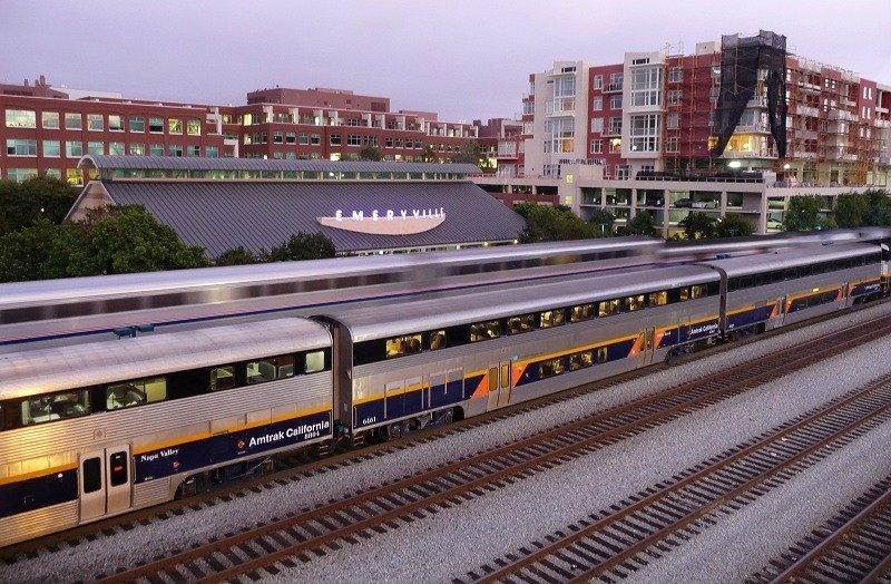 1 USA, Top Ten Longest Railway Networks of the World