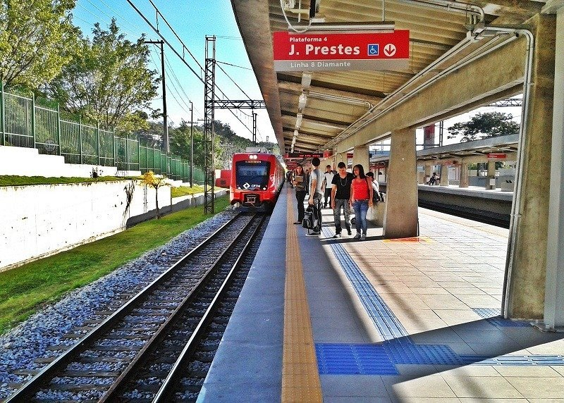 10 Brazil, Top Ten Longest Railway Networks of the World