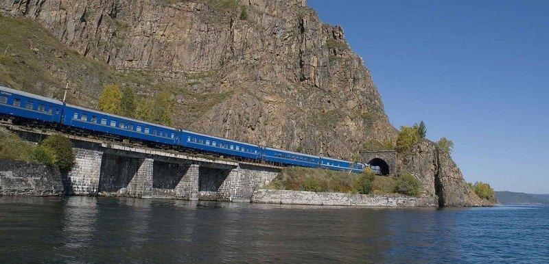2 Russia, Top Ten Longest Railway Networks of the World